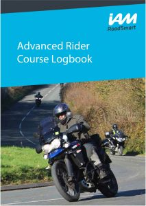 Advanced Rider Course Logbook